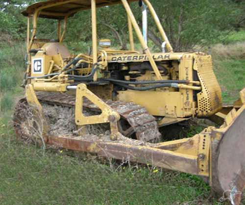 Caterpillar D4-7U series bulldozers for sale in NZ & FREE classified ads
