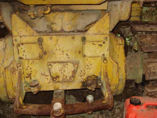 Caterpillar D4 7u Series Bulldozer